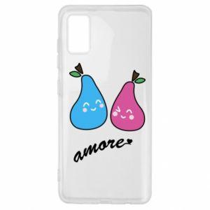 Etui na Samsung A41 Amore