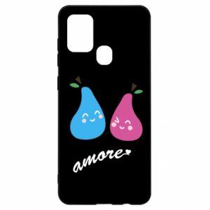 Etui na Samsung A21s Amore
