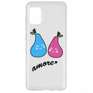 Etui na Samsung A31 Amore