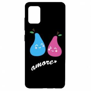 Etui na Samsung A51 Amore