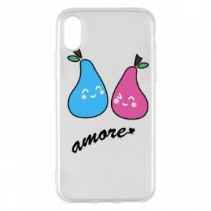 iPhone X/Xs Case Amore
