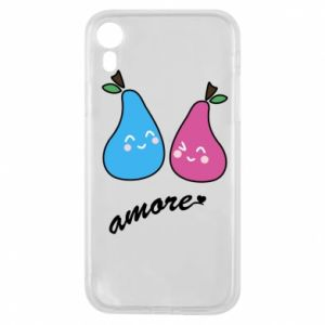 iPhone XR Case Amore