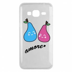 Etui na Samsung J3 2016 Amore