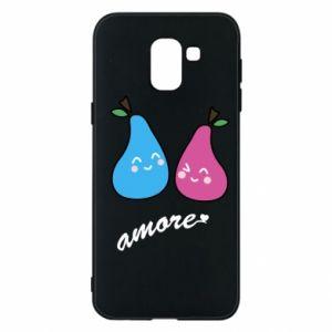 Etui na Samsung J6 Amore