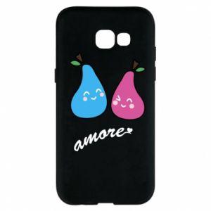 Etui na Samsung A5 2017 Amore