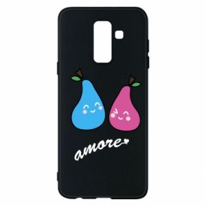 Etui na Samsung A6+ 2018 Amore