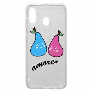 Etui na Samsung A30 Amore