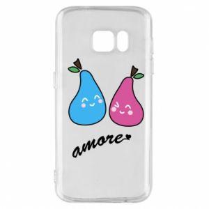 Etui na Samsung S7 Amore