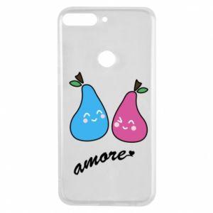 Etui na Huawei Y7 Prime 2018 Amore