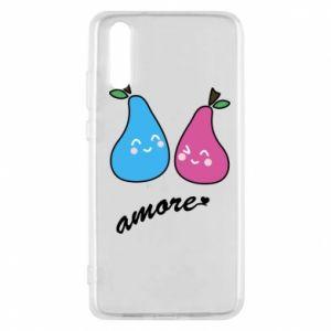 Etui na Huawei P20 Amore