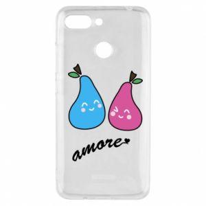 Etui na Xiaomi Redmi 6 Amore