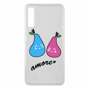 Etui na Samsung A7 2018 Amore