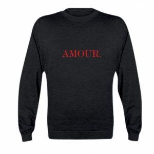 Bluza dziecięca Amour.