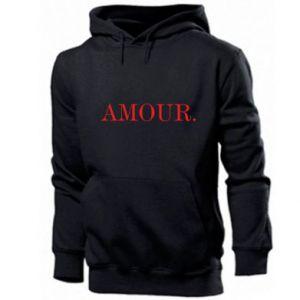 Bluza z kapturem męska Amour.