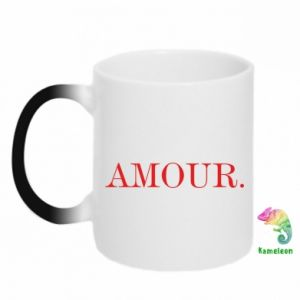 Chameleon mugs Amour.