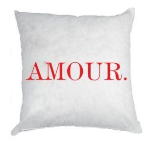 Poduszka Amour.
