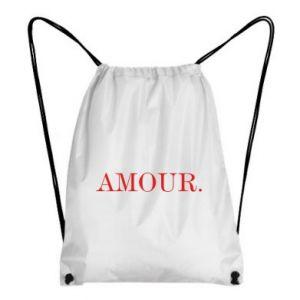 Plecak-worek Amour.