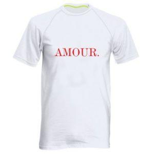 Koszulka sportowa męska Amour.