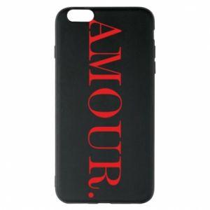 Etui na iPhone 6 Plus/6S Plus Amour.