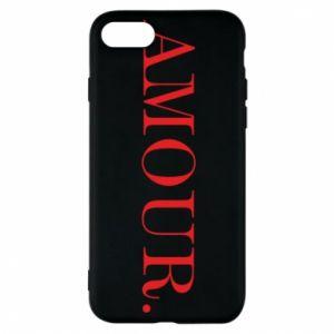Etui na iPhone 7 Amour.