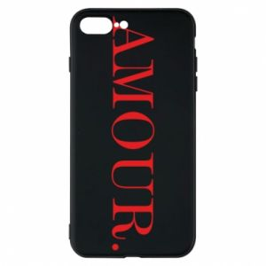 Etui na iPhone 8 Plus Amour.