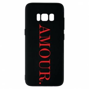 Etui na Samsung S8 Amour.