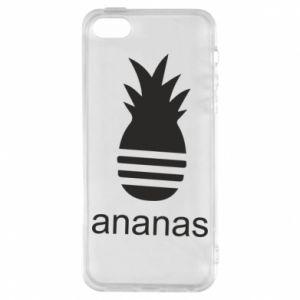 Etui na iPhone 5/5S/SE Ananas