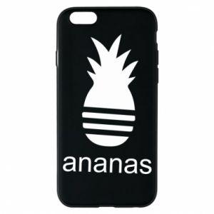 Etui na iPhone 6/6S Ananas