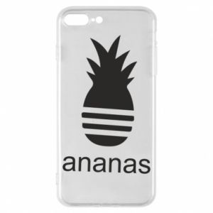 Etui na iPhone 8 Plus Ananas