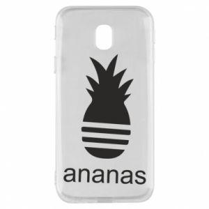 Etui na Samsung J3 2017 Ananas