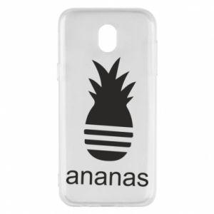 Etui na Samsung J5 2017 Ananas
