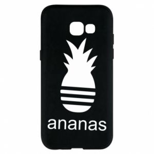 Etui na Samsung A5 2017 Ananas