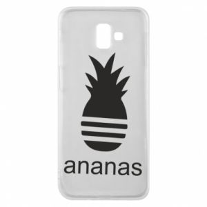 Etui na Samsung J6 Plus 2018 Ananas