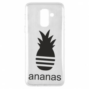 Etui na Samsung A6+ 2018 Ananas