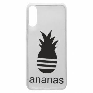 Etui na Samsung A70 Ananas