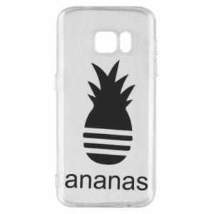 Etui na Samsung S7 Ananas