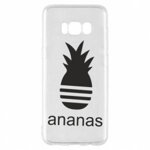 Etui na Samsung S8 Ananas
