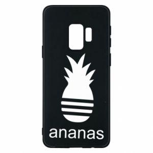 Etui na Samsung S9 Ananas