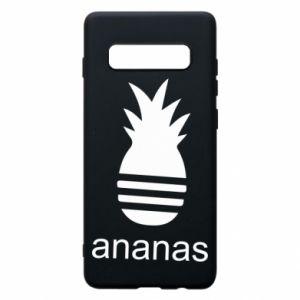 Etui na Samsung S10+ Ananas