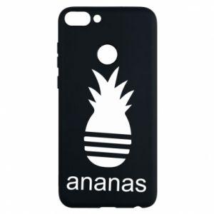 Etui na Huawei P Smart Ananas