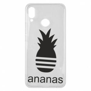 Etui na Huawei P Smart Plus Ananas