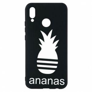 Etui na Huawei P20 Lite Ananas