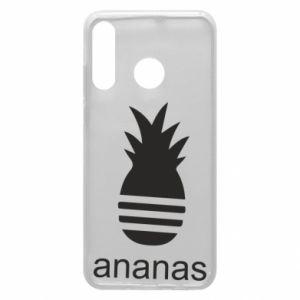 Etui na Huawei P30 Lite Ananas