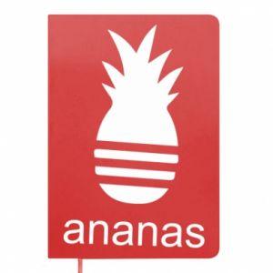 Notepad Ananas