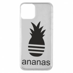 Etui na iPhone 11 Ananas