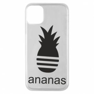 Etui na iPhone 11 Pro Ananas