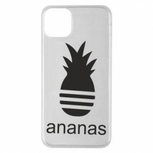 Etui na iPhone 11 Pro Max Ananas