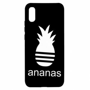 Etui na Xiaomi Redmi 9a Ananas
