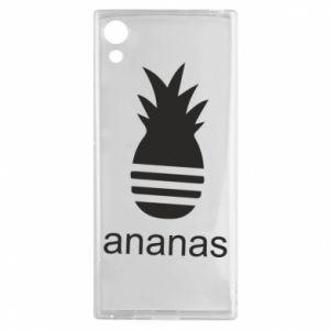 Sony Xperia XA1 Case Ananas