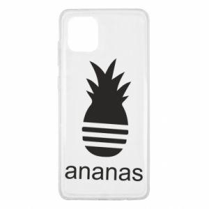 Samsung Note 10 Lite Case Ananas